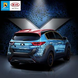 2016 Kia Sportage X-Car X-Men