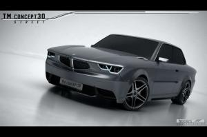 2014 BMW 3-Series Coupe Concept30 by TMCars