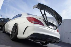 2014 Mercedes-Benz CLA45 AMG by Rs Tuning and Voltex