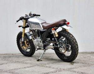 2014 Suzuki GSX250 Metal Scorpion by Studio Motor