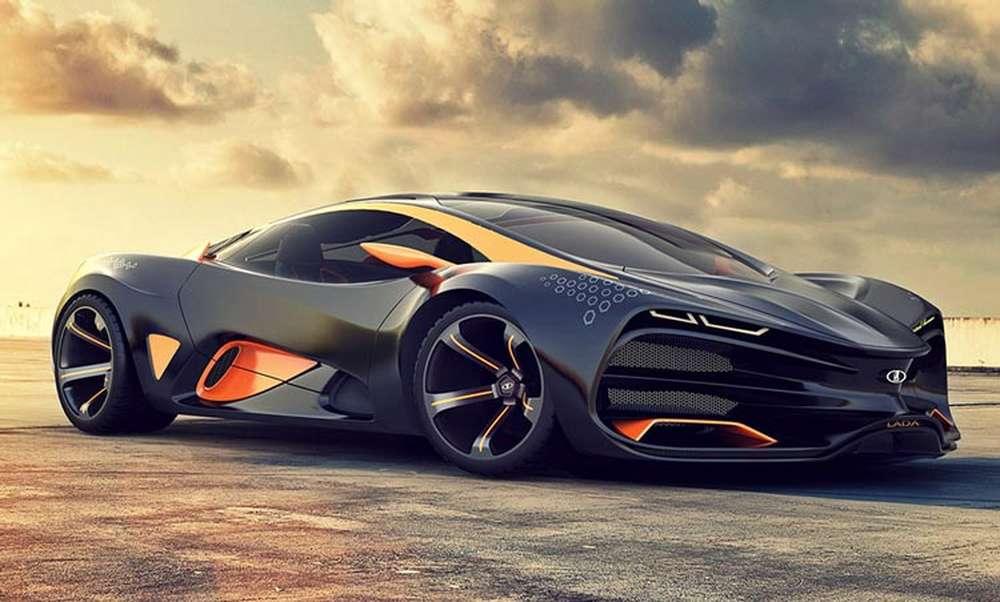концепт автоваза 2014