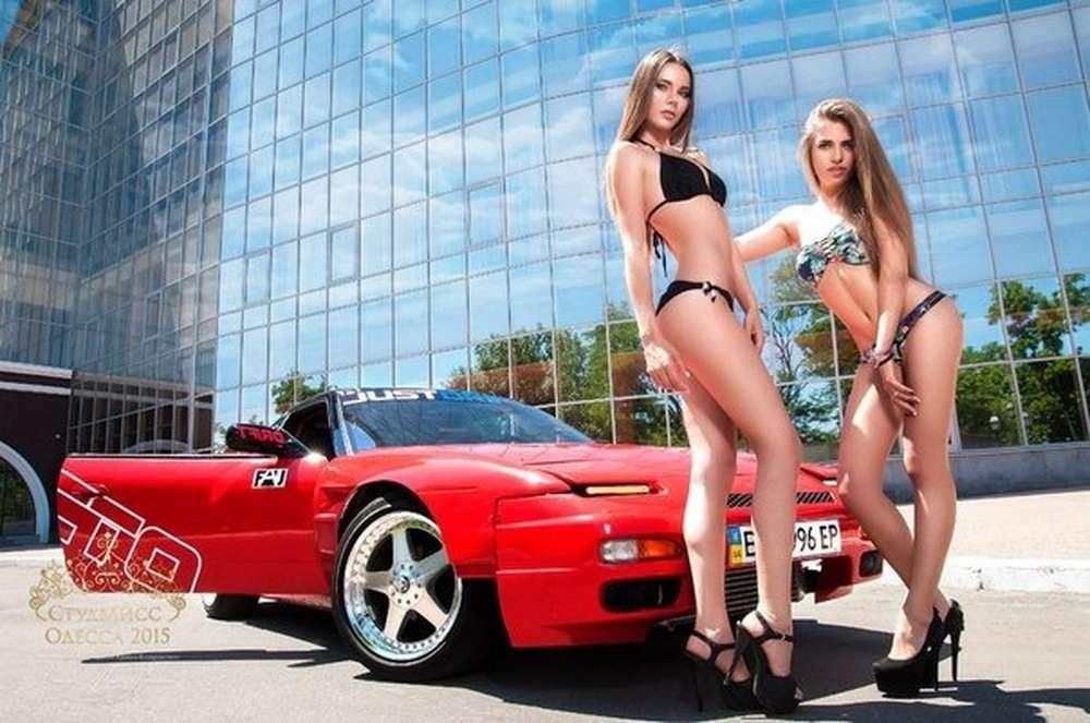 лучшие девушки и машины от пентхаус все