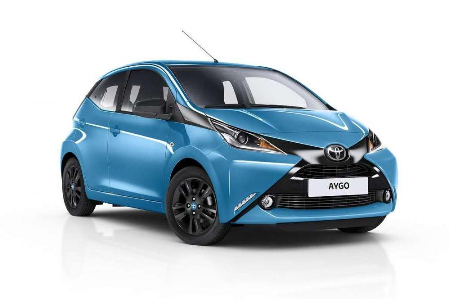 toyota the launch of aygo