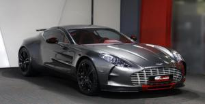 Aston Martin One-77 Q-Series оценили в 3 000 000 долларов