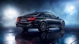 BMW 7-Series Individual edition Black Ice