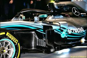 Презентации новых машин: Mercedes AMG W09 EQ Power+