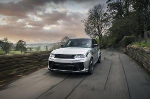 Land Rover Range Rover Sport SVR by Project Kahn