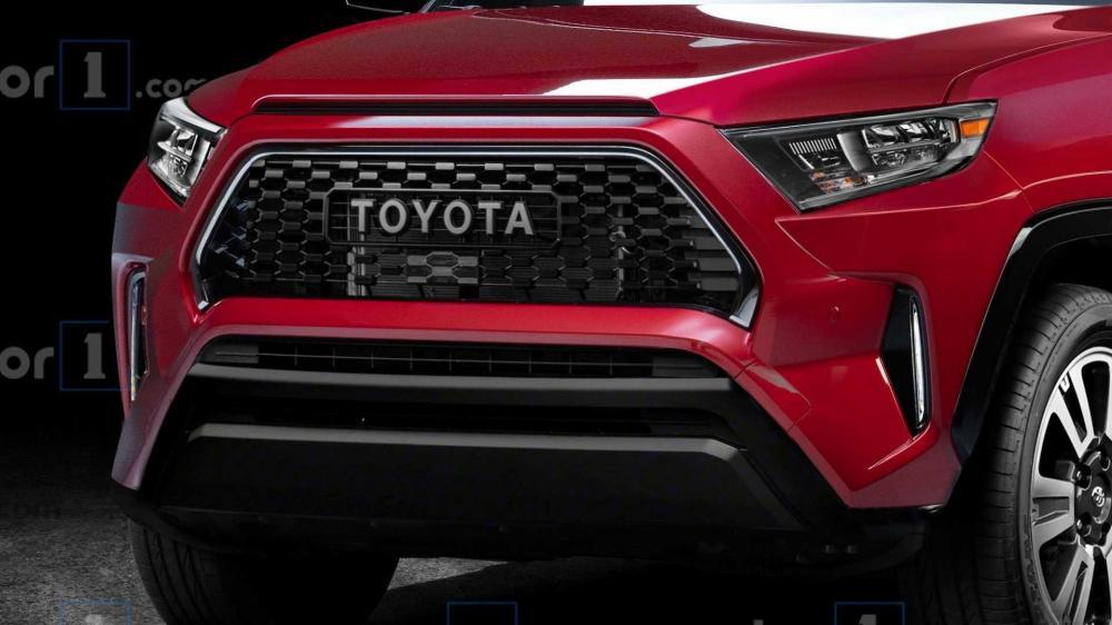 Рендеры Toyota Tundra