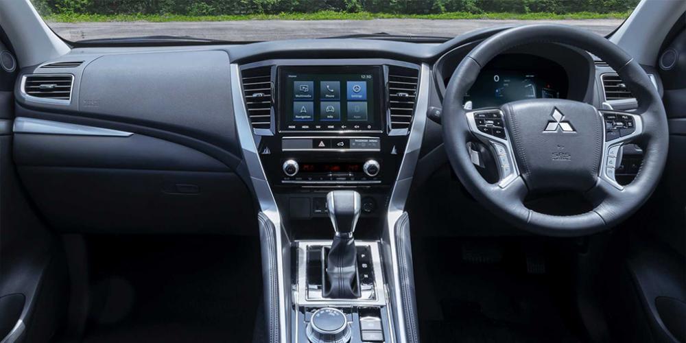 Mitsubishi сертифицировала для России обновленный Pajero Sport
