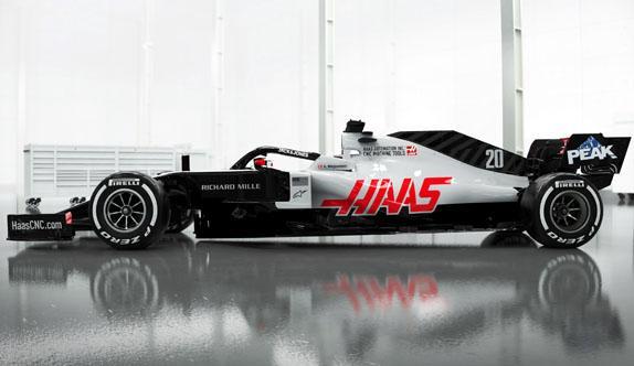 Презентации новых машин: Haas VF-20