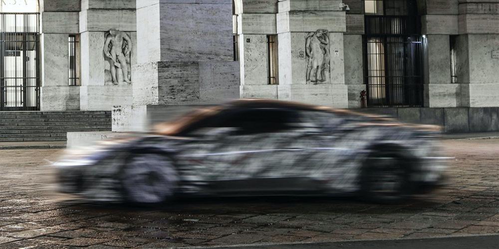 Maserati анонсировал премьеру нового спорткара