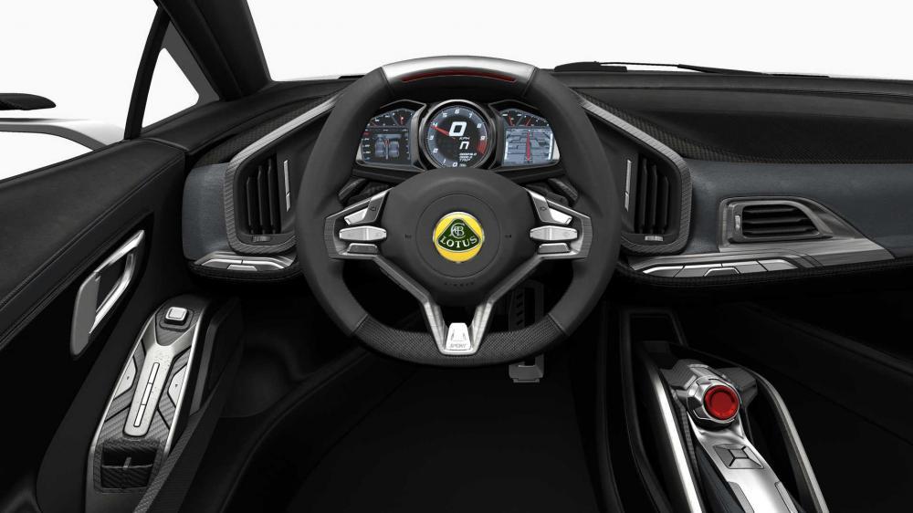 Концепт Lotus Esprit 2010 года