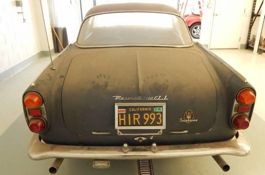 Maserati 3500 GTi 1962 года
