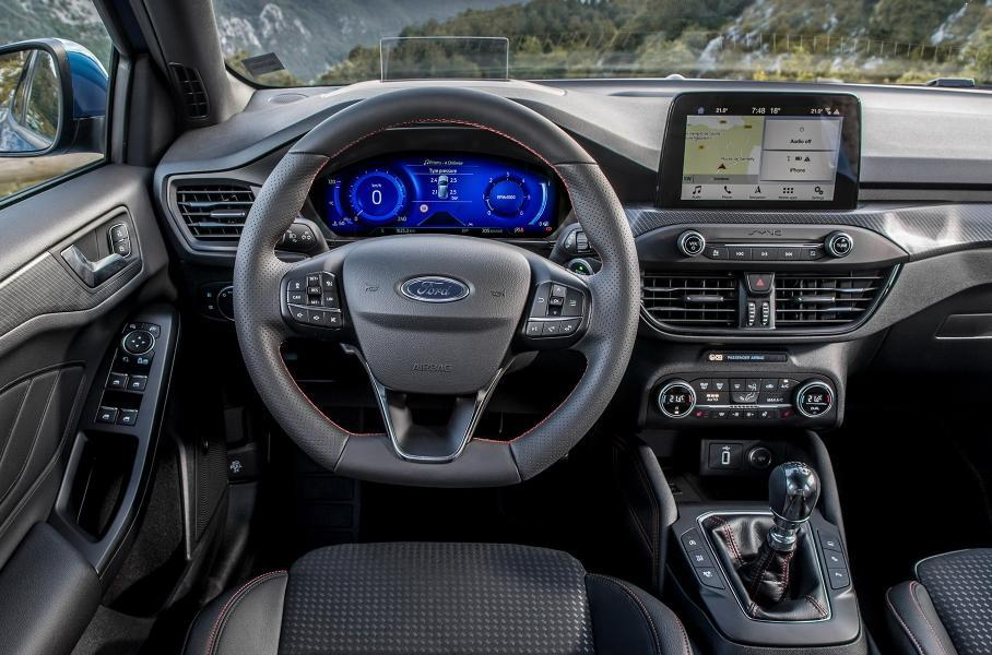 Ford начал продажи очень экономичного Focus