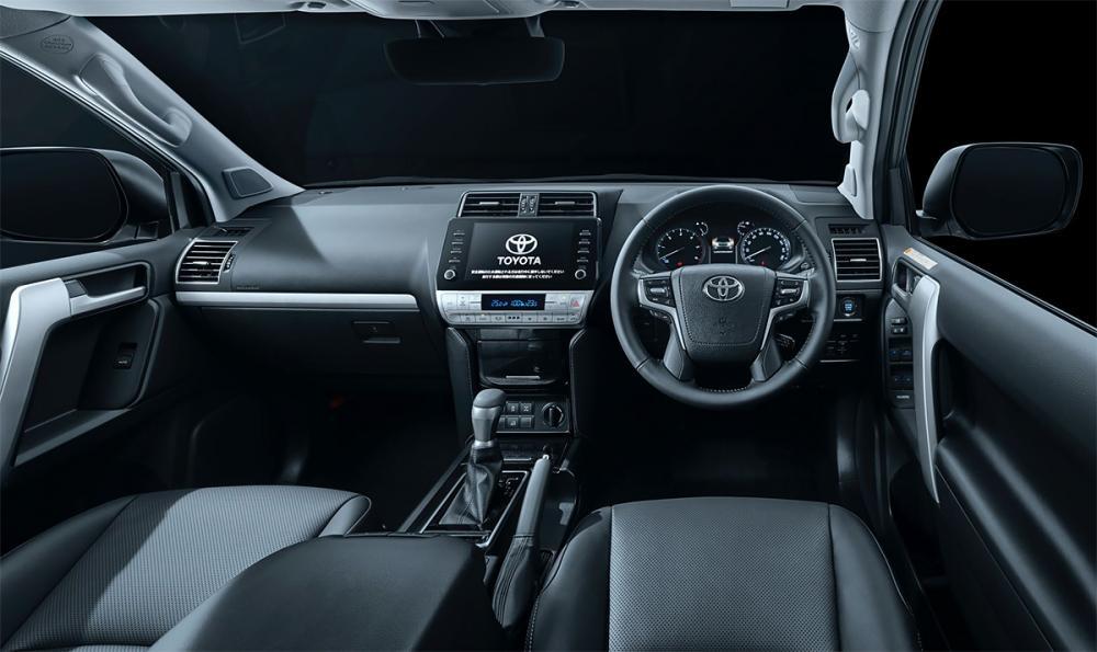 Toyota Land Cruiser Prado получил более мощный дизель