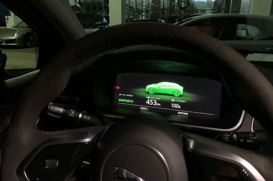 Jaguar I-Pace проехал от Москвы до Воронежа без подзарядки