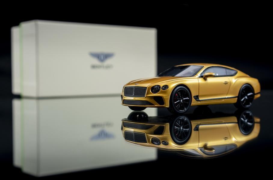 Bentley выпустила игрушечное купе по цене настоящего Sandero