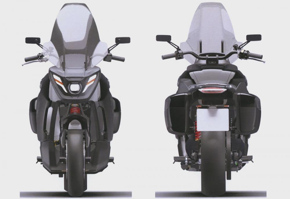 Появились первые изображения мотоцикла Aurus
