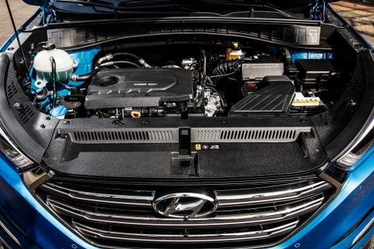 Hyundai Tucson 2015-18