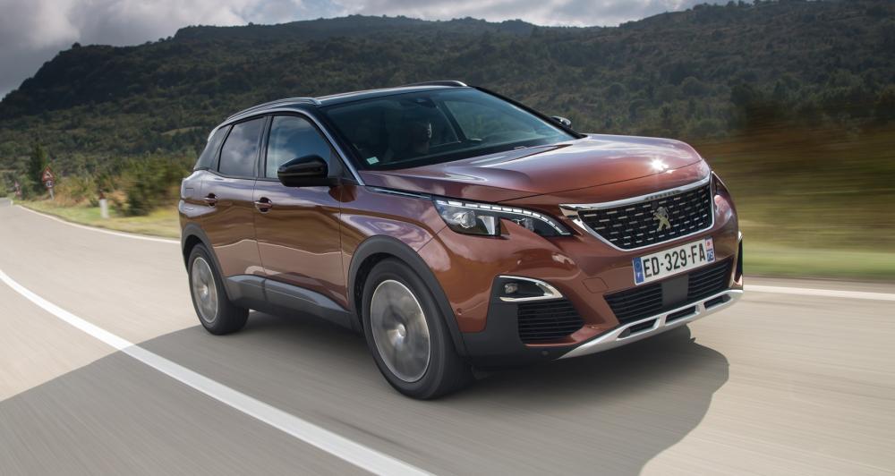 Peugeot 3008 2016-20 г.в.