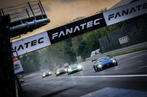 гонки серии Fanatec GT World Challenge Europe Powered by AWS Endurance Cup