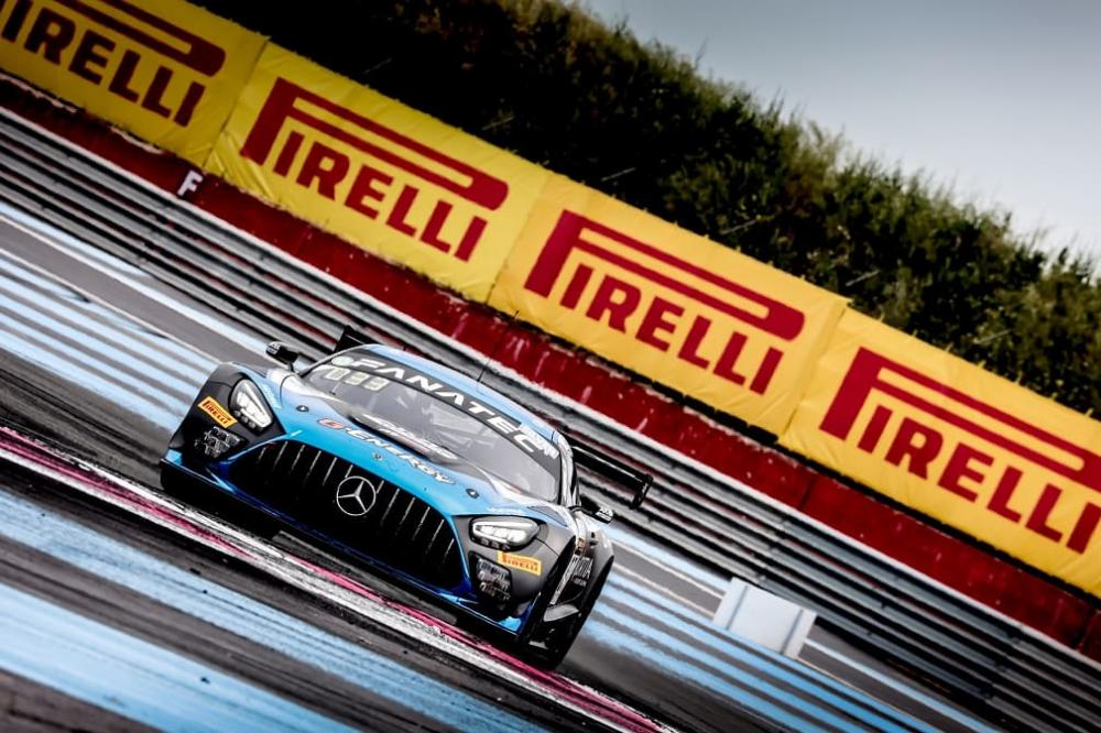 Mercedes-AMG GT3 Константина Терещенко