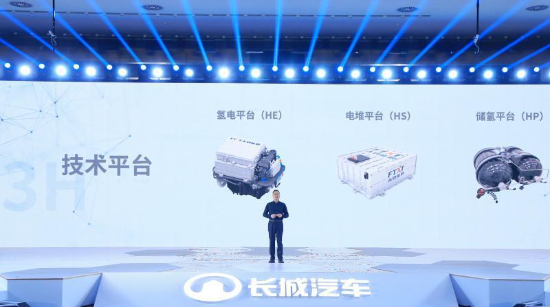 Great Wall Motors представила новый водородный план