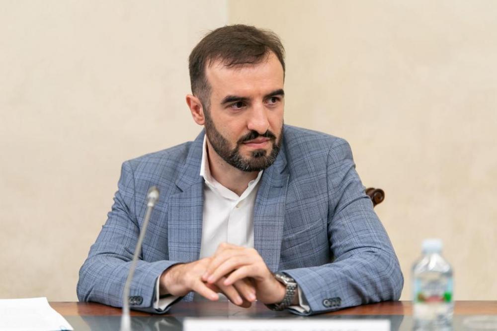 Вахтанг Парцвания «Скания-Русь»