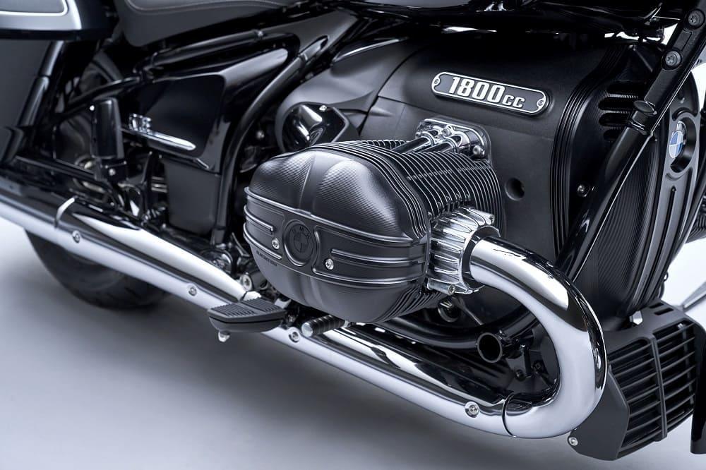 BMW R 18 B 2-цилиндровый оппозитный двигатель