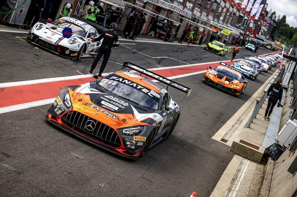 Гонка TotalEnergies 24 Hours of Spa 2021