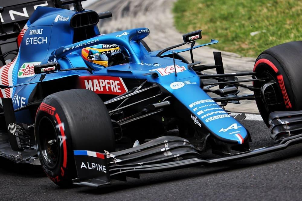 Формула-1 Alpine F1