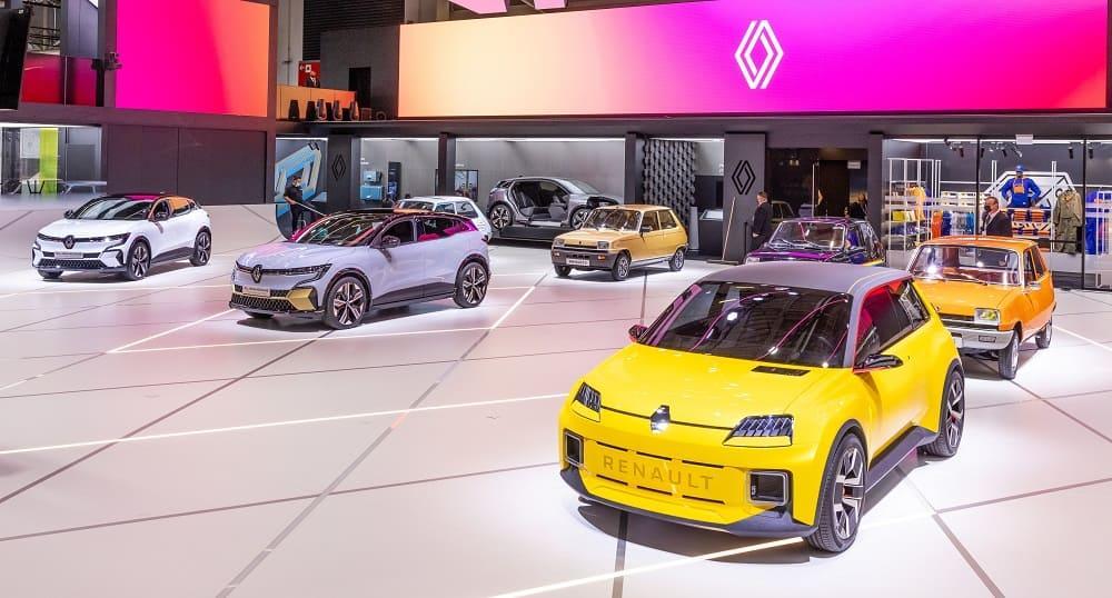 Renault 5 Prototype 2021 в Мюнхене