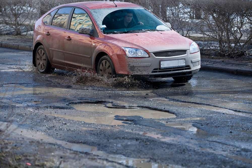 очень куда отправлять фотографии плохих дорог многих регионах