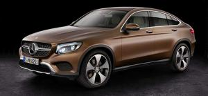 Mercedes-Benz приступил к производству GLC Coupe