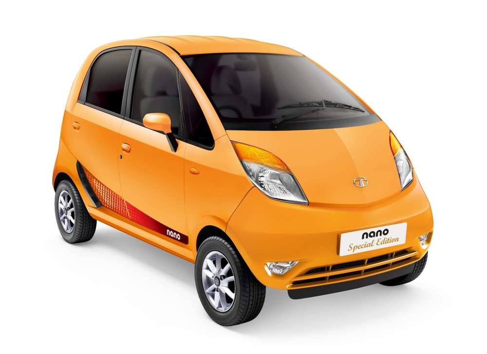 tata nano new product development