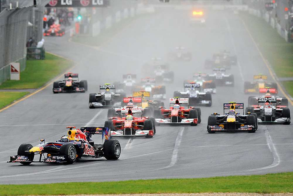 an argument against the grand prix event on melbourne