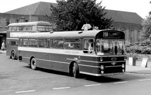 AEC Swift 2MP2R Marshall (B53F)