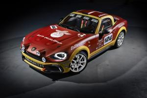 Abarth 124 Rally Concept