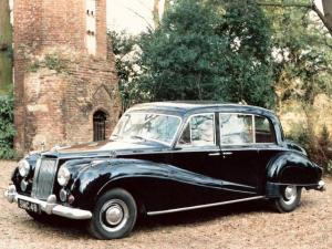 Armstrong Siddeley Star Sapphire Limousine