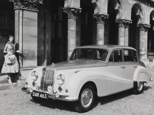 Armstrong Siddeley Star Sapphire Saloon