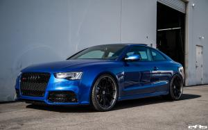 Audi RS5 Coupe Sepang Blue by EAS