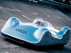 Auto Union Type C V16 Streamliner