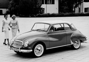 Auto Union 1000 S Coupe DeLuxe