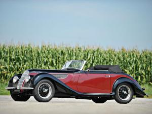 BMW 327 Convertible