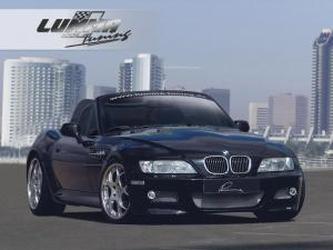 BMW Z3 CLR S by Lumma Design