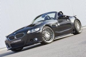 BMW Z4 M Roadster by Hamann