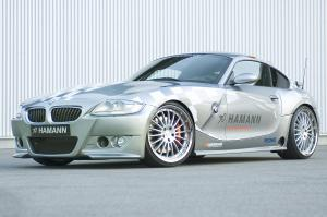 BMW Z4 M Coupe Renntaxi by Hamann