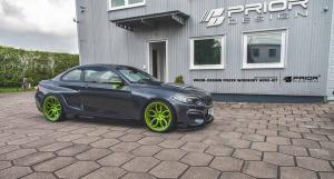 BMW 2-Series Coupe PD2XX Wide Body by Prior Design