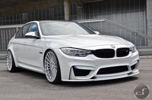 BMW M3 Sedan by Hamann and DS Automobile