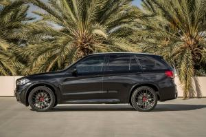 BMW X5 on Vorsteiner Wheels (V-FF 107)